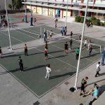 Βόλεϊ και τένις
